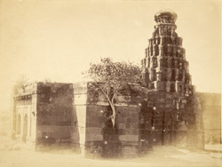 Old temple at Sanwkhed